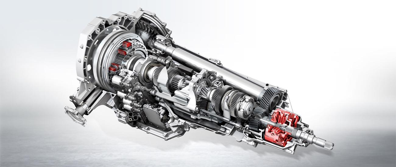 Ремонт S-tronic Audi