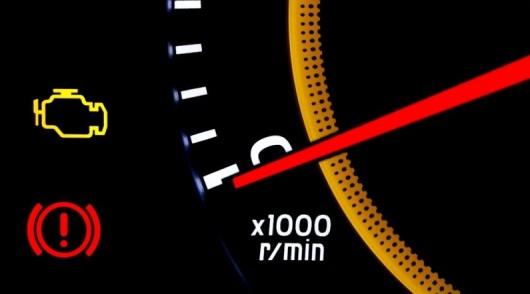 1455474051 01 01 - Цифры на панели прибора автомобиля