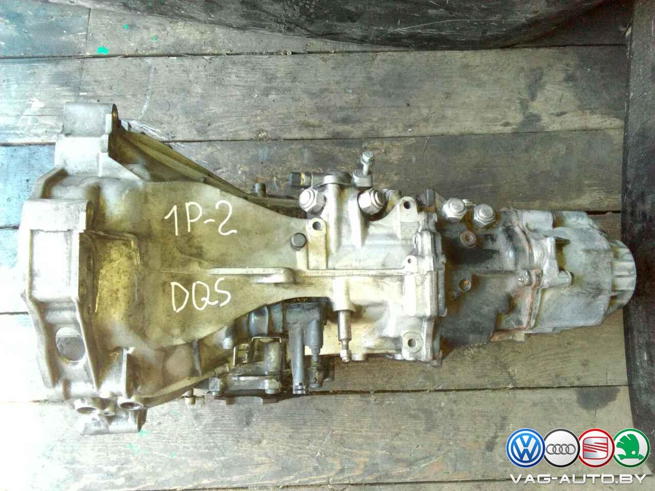 КПП АУДИ А6 C5 (97-01)